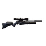 BSA R-10 SE Super Carbine PCP Air Rifle - Black Edition
